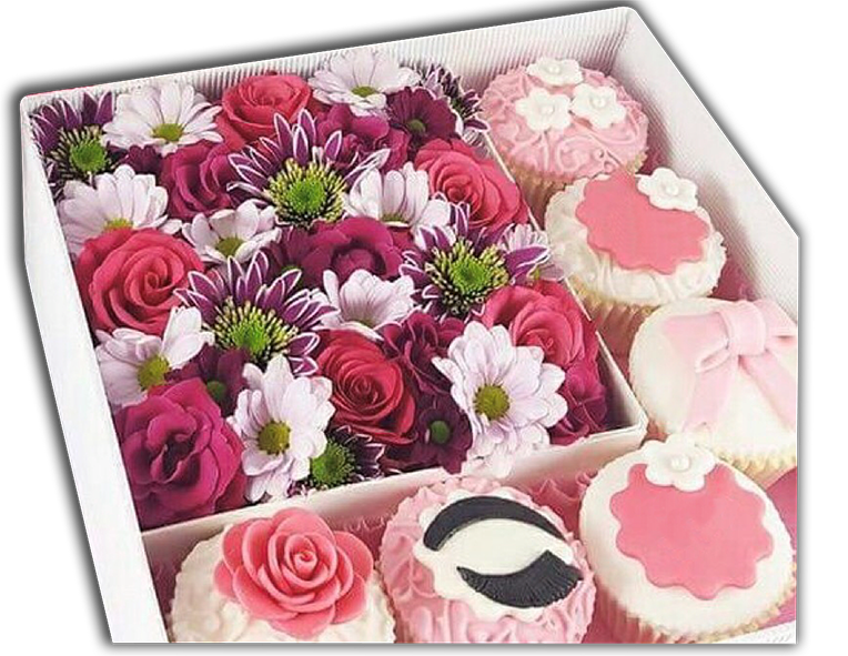 Cupcakes for you